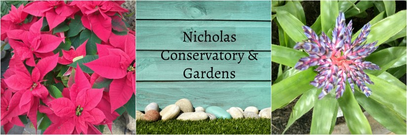 Nicholas Conservatory & Gardens – an oasis of warmth in thewinter