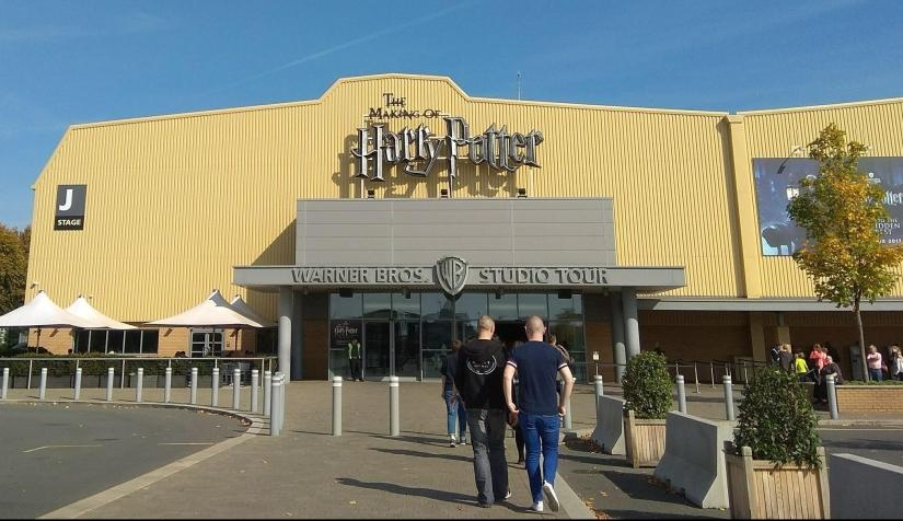 Magic at the Harry PotterStudios