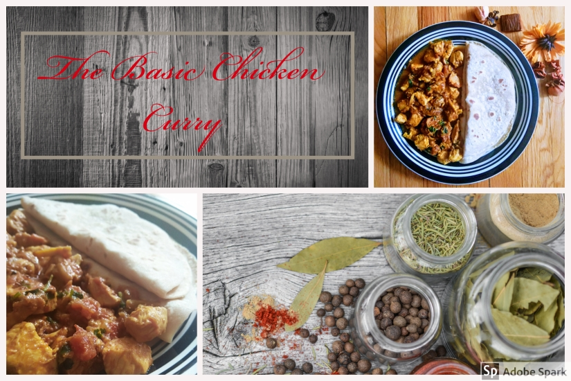 The Basic ChickenCurry