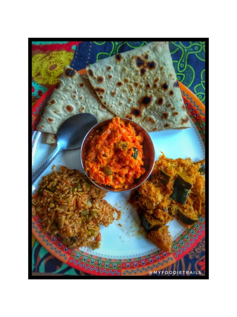 Fall Winter Recipes – Gajar ka Halwa (CarrotPudding)