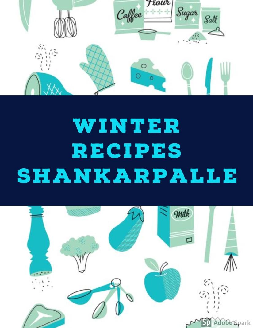 Crisp Winter Snack – The SavoryShankarpalle